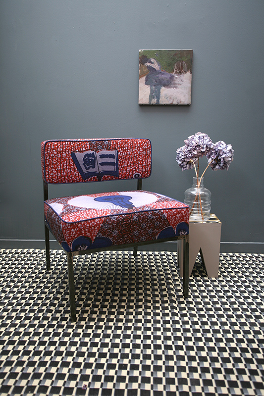 le fauteuil t te d ampoule la mauvaise r putation. Black Bedroom Furniture Sets. Home Design Ideas