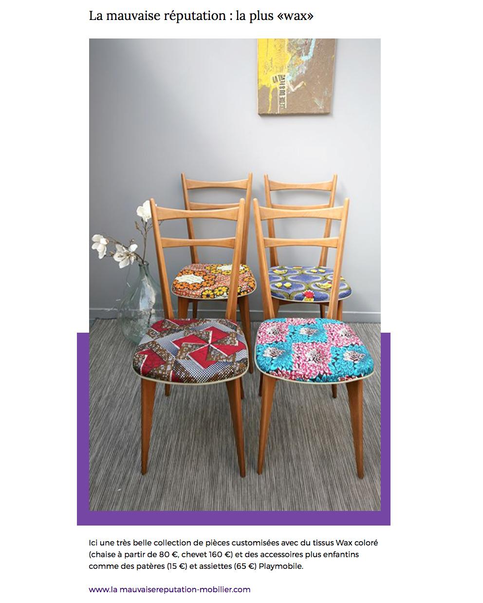 la mauvaise r putation dans la parisienne la mauvaise. Black Bedroom Furniture Sets. Home Design Ideas