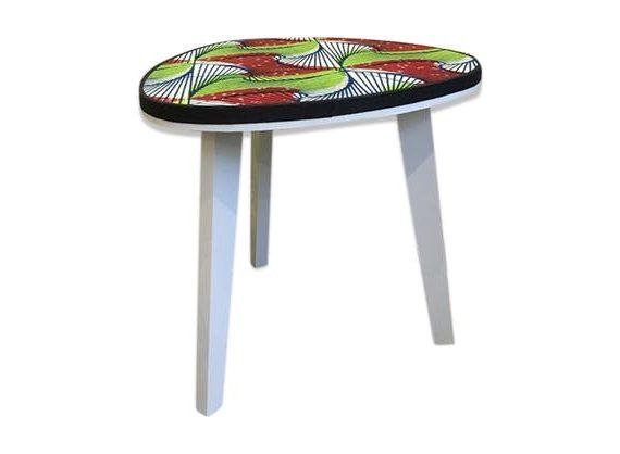 table tripode boucle d or 30 cm pelotes la mauvaise r putation. Black Bedroom Furniture Sets. Home Design Ideas