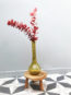 Vase en Verre Bullé Signé Biot