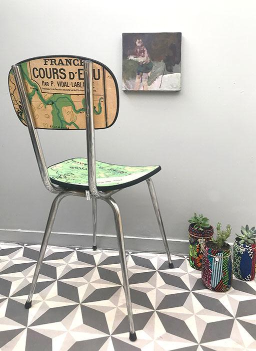 la chaise cours d eau la mauvaise r putation. Black Bedroom Furniture Sets. Home Design Ideas