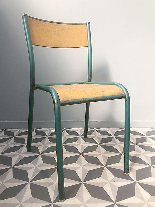 paire de chaise mullca 510 la mauvaise r putation. Black Bedroom Furniture Sets. Home Design Ideas