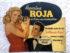 Publicité Cartonnée pour la Brillantine ROJA