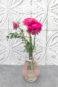 Carafe en Verre Granité Rose