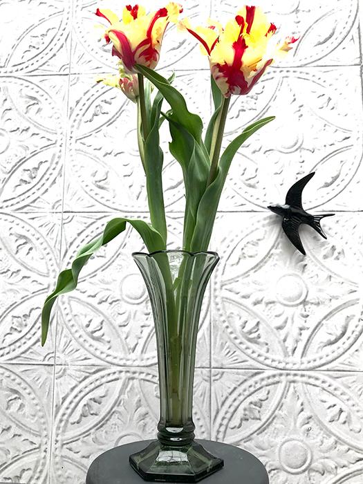 """Résultat de recherche d'images pour """"jolie vase avec des cannas"""""""