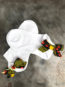 Paire de Chaussettes Bowtie #4white