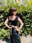 Robe Tablier [On-Off] : LMR X FANTOME – Jennie