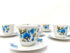 6 Tasses à Café Bavaria